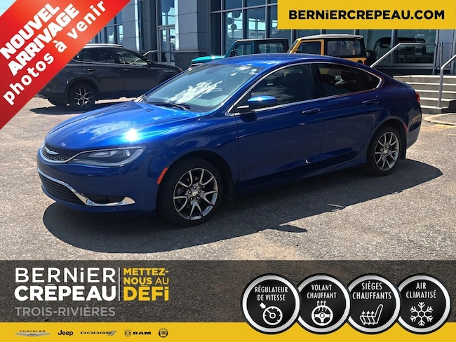 2016 Chrysler 200 Limited Sieges Chauffants A/C Berline
