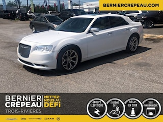 2019 Chrysler 300 C Toit Cuir GPS Prix Demo Berline