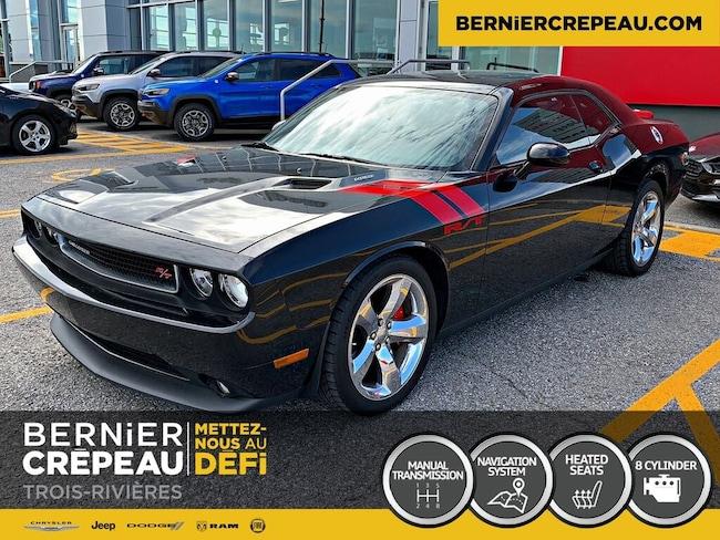 2012 Dodge Challenger R/T Toit Cuir GPS Coupé