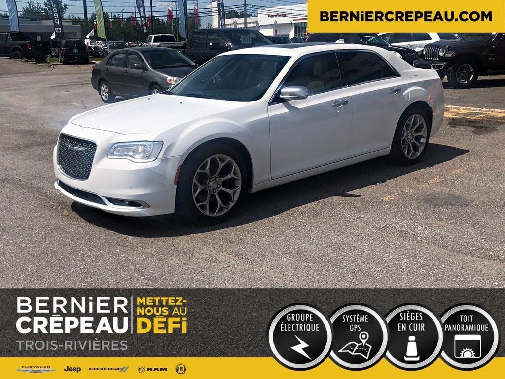 2019 Chrysler 300 C Toit Cuir GPS Demo 5.7 Hemi Berline