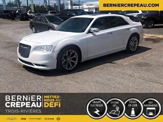 2019 Chrysler 300 C Toit Cuir GPS Demo Berline
