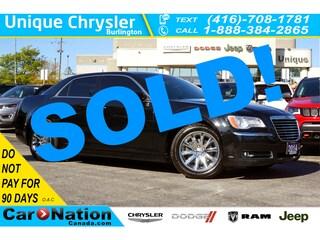 2014 Chrysler 300 Touring  Leather  Rear CAM  Remote Start & Mor Sedan