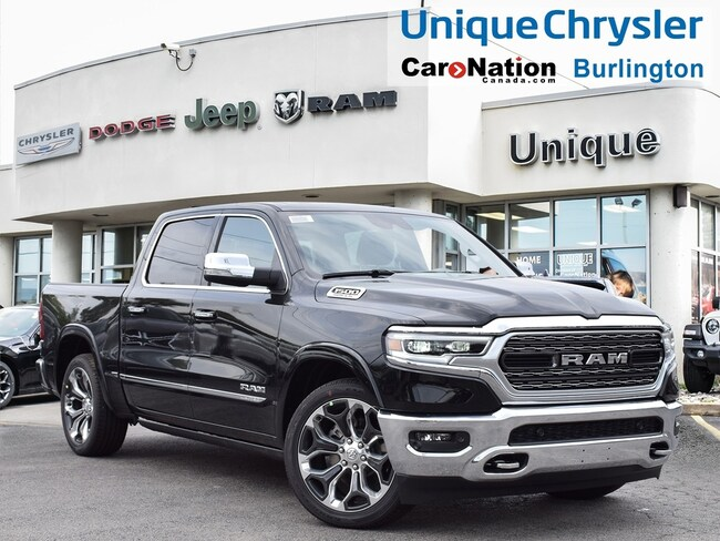2020 Ram 1500 Limited Truck Crew Cab