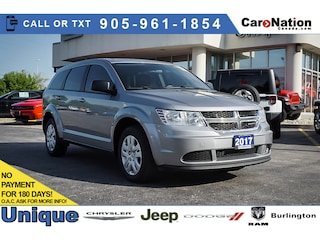 2017 Dodge Journey Canada Value Pkg  Local Trade SUV