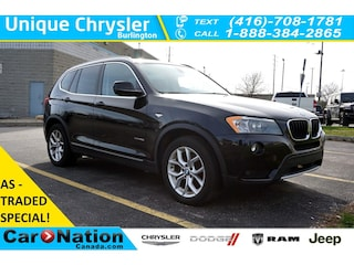 2013 BMW X3 Xdrive28i  AS-Traded  Premium PKG SUV
