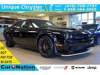 2019 Dodge Challenger SRT Hellcat  797HP  Redeye  Widebody  Plus Group Coupe