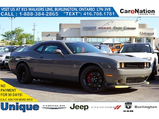 2019 Dodge Challenger R/T Scat Pack 392  1320 Drag Pack  RED Calipers Coupe