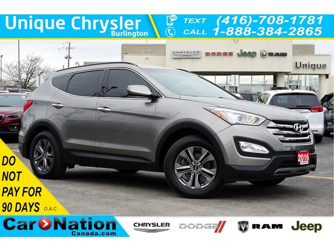Used 2016 Hyundai Santa Fe Sport For Sale at Unique Chrysler