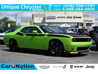 2019 Dodge Challenger T/A 392  6-SPD MT  Dynamics PKG  Brembo & More Coupe
