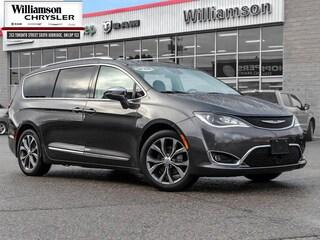 2017 Chrysler Pacifica Limited - Non-Smoker - One Owner Van Passenger Van