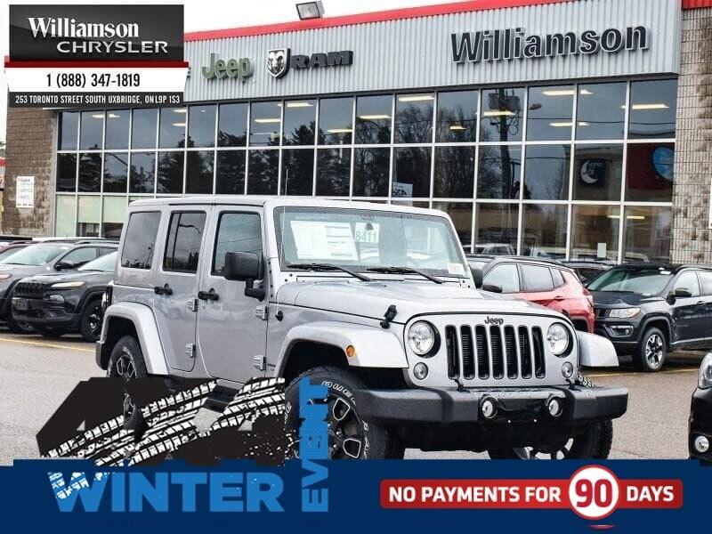 2018 Jeep Wrangler JK Sahara - Navigation - $266.21 B/W SUV