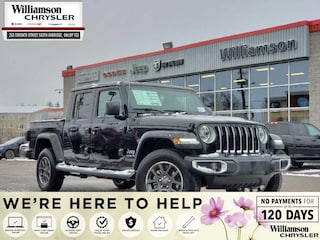 2020 Jeep Gladiator Overland - Leather Seats Truck Crew Cab