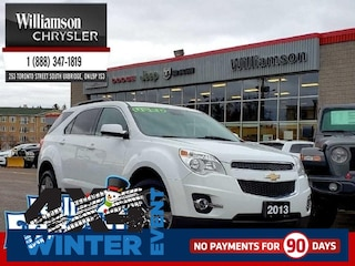 2013 Chevrolet Equinox LT - Bluetooth -  Heated Mirrors - $104.97 B/W SUV