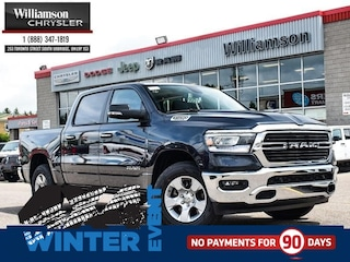 2019 Ram All-New 1500 Big Horn -  Power Windows - $282.63 B/W Truck Crew Cab