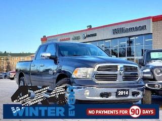2014 Ram 1500 Outdoorsman - Bluetooth -  Siriusxm - $197.35 B/W Truck Quad Cab