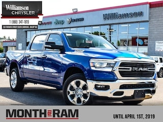 2019 Ram 1500 Big Horn - $279.35 B/W Truck Crew Cab