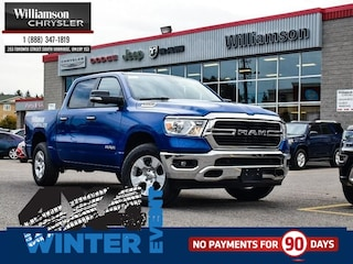 2019 Ram All-New 1500 Big Horn -  Power Windows - $274.36 B/W Truck Crew Cab