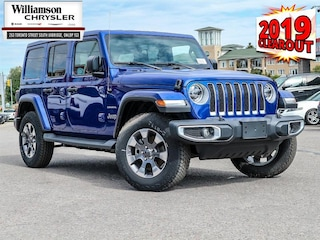 2019 Jeep Wrangler Sahara - Safety Group SUV