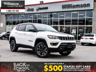 2019 Jeep Compass Trailhawk - Leather Seats - Sunroof SUV