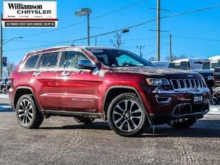 2018 Jeep Grand Cherokee Limited - Non-Smoker SUV