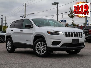 2019 Jeep New Cherokee Sport - Heated Seats - Uconnect SUV