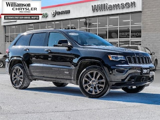2017 Jeep Grand Cherokee Limited 75th Anniversary Edition - Ex-Lease SUV