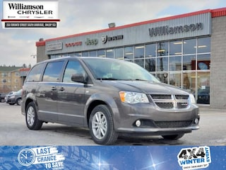 2019 Dodge Grand Caravan 35th Anniversary Van