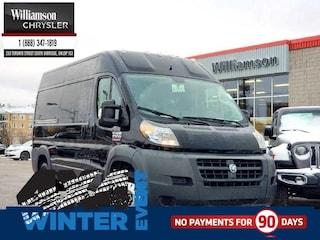2018 Ram ProMaster 2500 HD - $250.33 B/W Van Cargo Van