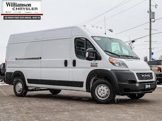 2019 Ram ProMaster 2500 2500 High Roof 159 WB Cargo - Non-Smoker Van Cargo Van