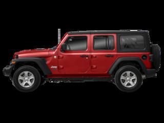 2018 Jeep Wrangler Sport - Heated Seats SUV