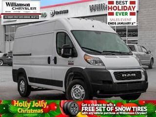 2019 Ram ProMaster 1500 1500 High Roof 136 WB Cargo Van Cargo Van