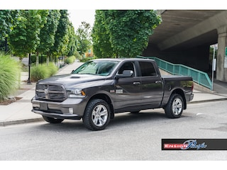 2017 Ram 1500 Sport (140.5 WB - 5.7 Box) Truck Crew Cab for sale in Vancouver, BC