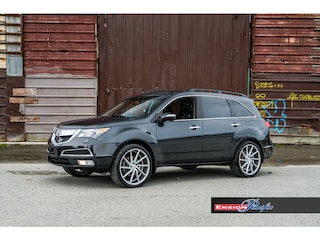 2013 Acura MDX Elite 6sp at