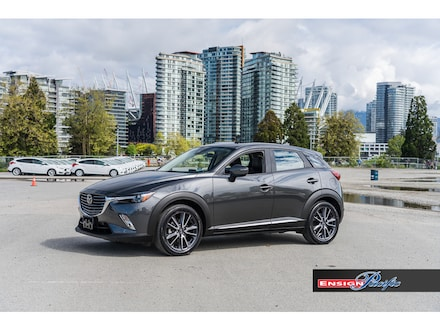 2018 Mazda CX-3 GT AWD at SUV for sale in Vancouver, BC