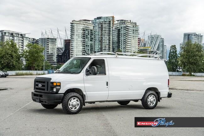 2013 Ford Econoline Cargo Van Van Cargo Van