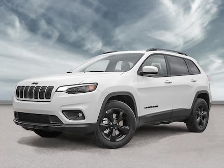 2019 Jeep New Cherokee North Front-wheel Drive for sale in Vancouver, BC
