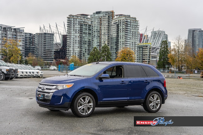 2013 Ford Edge SEL 4D Utility AWD SUV