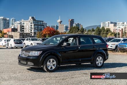 2017 Dodge Journey CVP / SE SUV for sale in Vancouver, BC