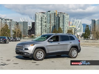 2017 Jeep Cherokee 4x4 North SUV