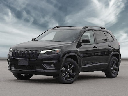 2019 Jeep New Cherokee North 4x4 for sale in Vancouver, BC