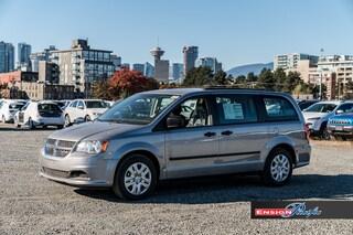 2017 Dodge Grand Caravan CVP / SXT Minivan