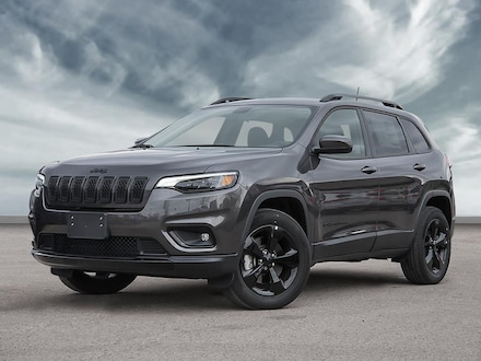 2020 Jeep Cherokee Altitude SUV for sale in Vancouver, BC