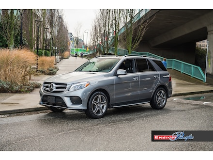 2016 Mercedes-Benz GLE-Class 4matic SUV SUV for sale in Vancouver, BC