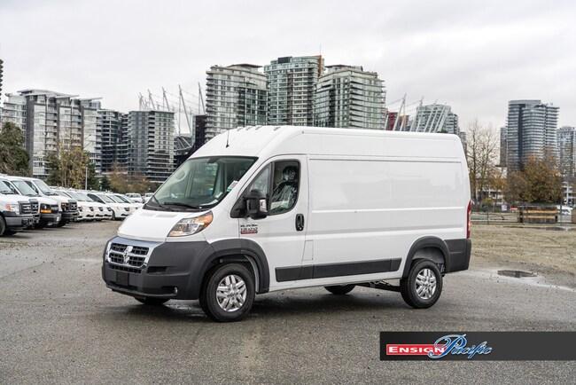 2018 Ram ProMaster 1500 Base Van Cargo Van