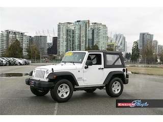 2016 Jeep Wrangler Sport - Local Vehicle / No Accidents *GREAT DEAL** SUV