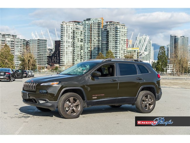 2017 Jeep Cherokee 75th Anniversay Edition 4x4 - w/Cold Weather / Tra SUV