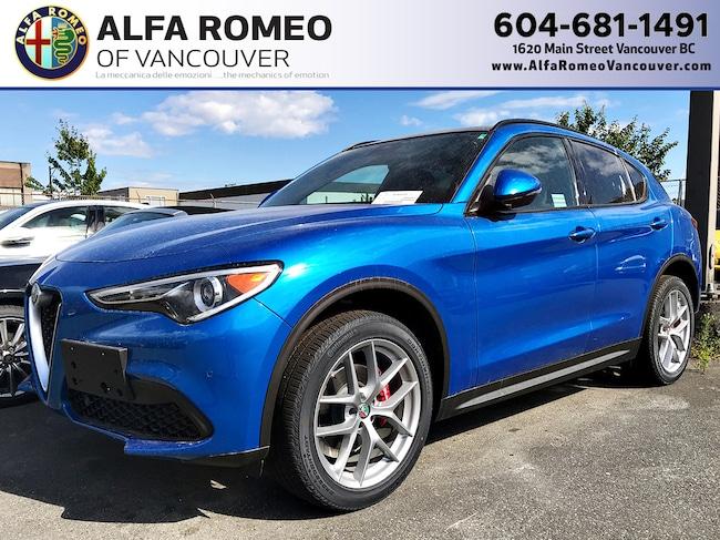 2018 Alfa Romeo Stelvio Ti Sport SUV