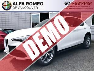 2018 Alfa Romeo Stelvio Ti Sport - DEMO SUV