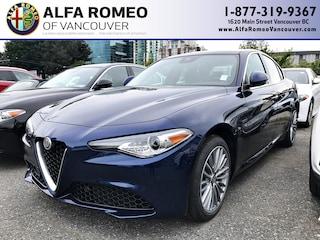 2018 Alfa Romeo Giulia Ti Lusso Sedan