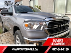 2021 Ram 1500 Big Horn 4x4 Quad Cab 140.5 in. WB